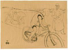 Henri de Toulouse-Lautrec<BR>Cycle Michael