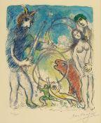 Marc Chagall<BR>A la femme, qu' est-il resté?