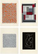 Anni Albers<BR>Connections