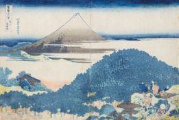 Katsushika Hokusai<BR>