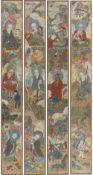 Nach Ding Yunpeng . Qing-Zeit (1644–1911)<BR>