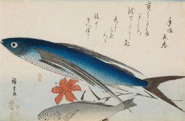 Utagawa Hiroshige<BR>