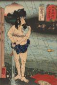 Utagawa Kuniyoshi, Utagawa Yoshiiku<BR>