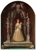 , Presumably the tabernacle door from the church of Notre Dame de Hanswijck in Mecheln