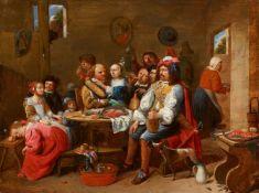 Joos van Craesbeeck, Merry Company