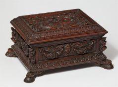 An Italian Baroque box
