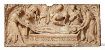 Flämisch Mitte 16. Jahrhundert, Grablegung Christi