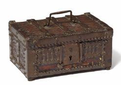 A Late Gothic Antwerp Gospel box