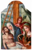 Master of the Prodigal Son, attributed to, The Lamentation