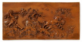 Flämisch 17. Jahrhundert, Neptun und Amphitrite
