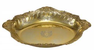Von musealer Seltenheit: Bassin mit dem Wappen der Madame de Pompadour