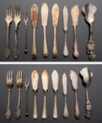 Fun set of reduced cutlery