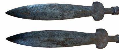 A Spear-head
