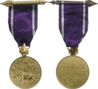 Border Service Medal, instituted in 1955