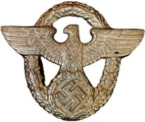Uniform of Hat Badge