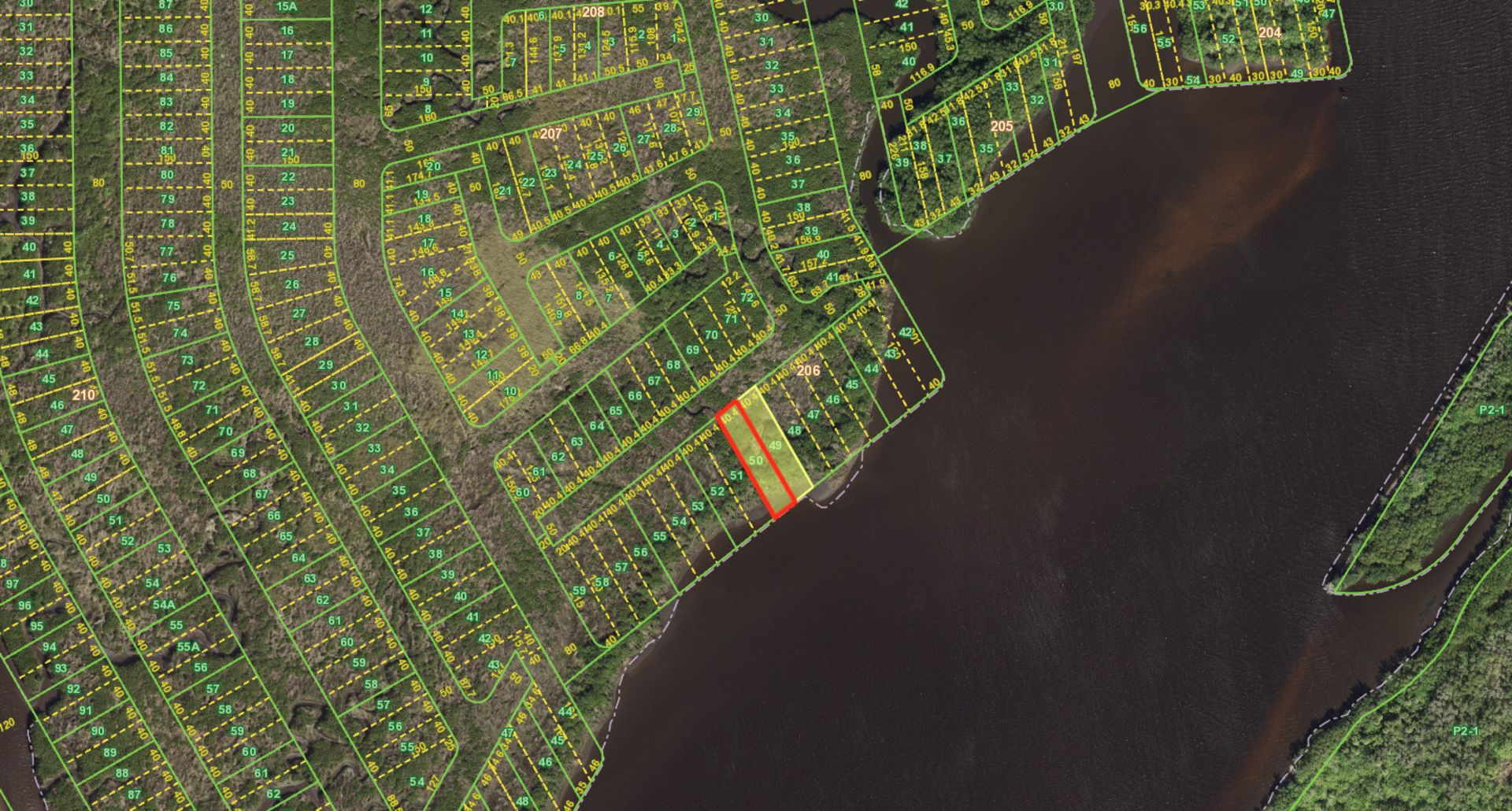 Own a Lot On the Peace River in Charlotte County, Florida! - Image 3 of 4