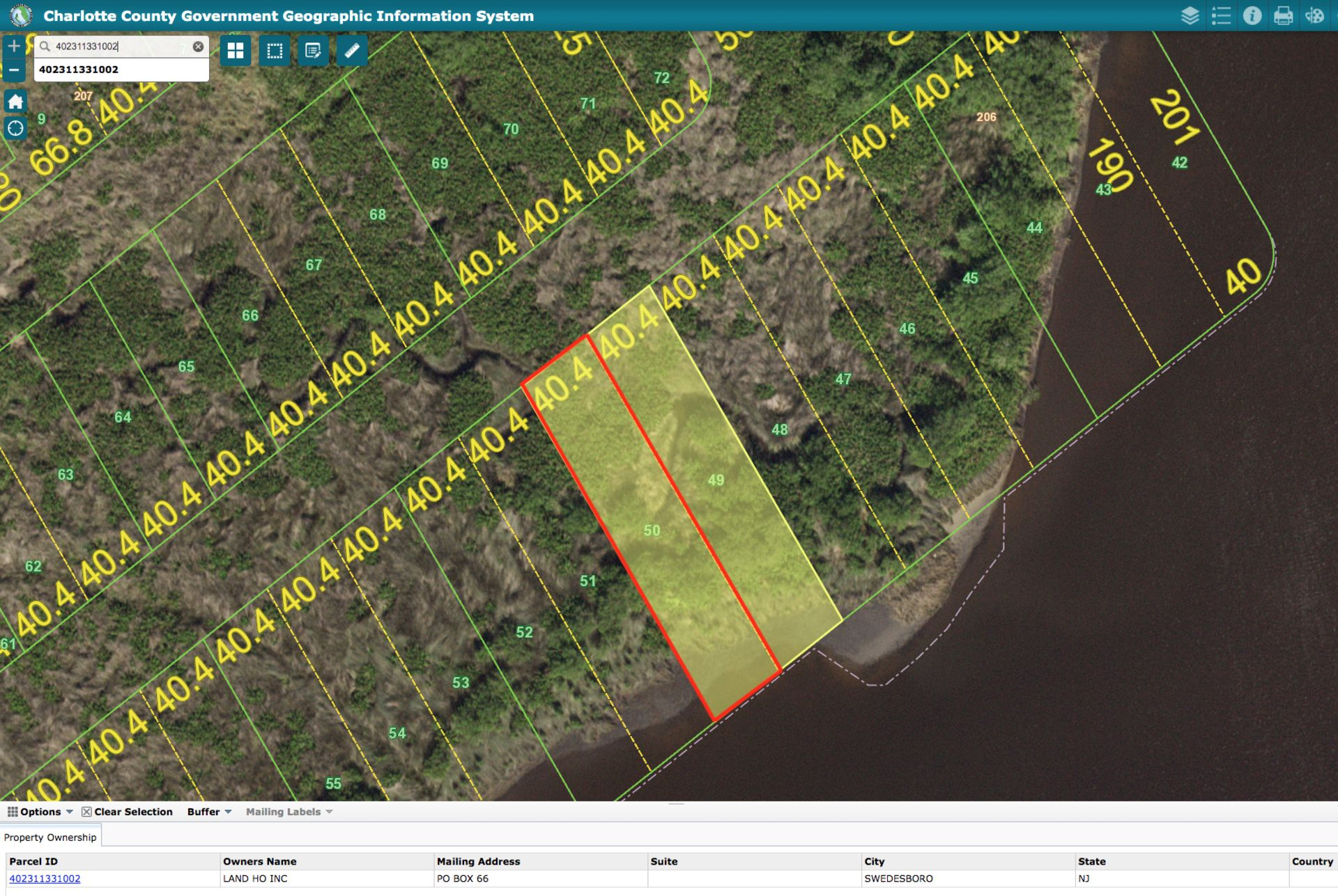 Own a Lot On the Peace River in Charlotte County, Florida! - Image 2 of 4