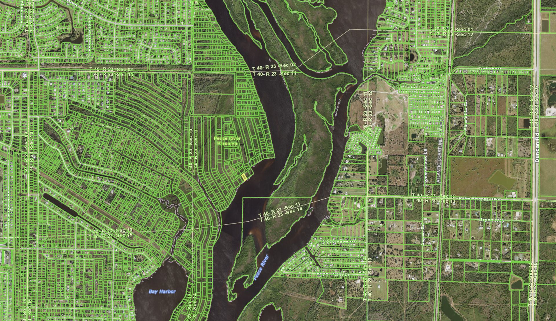Own a Lot On the Peace River in Charlotte County, Florida! - Image 4 of 4
