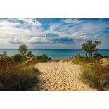 Showstopper on Lake Michigan's Coastline at Manistee! Beautiful property! Magnificent view!