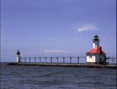 Great Outdoors Near the Beautiful Lake Michigan Shoreline