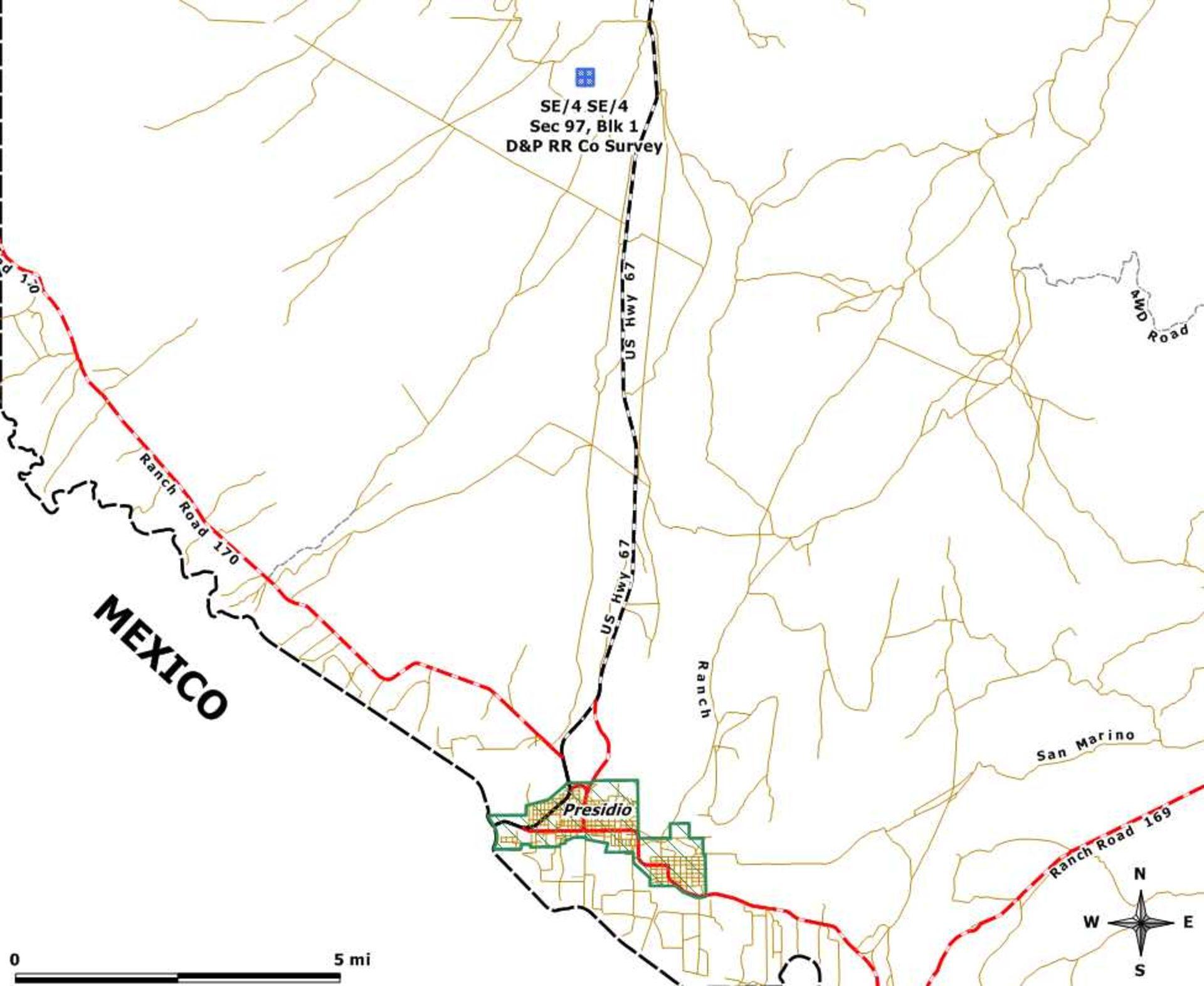 10 Acres in Presidio County, Texas! - Image 3 of 4