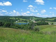 Gorgeous Corner Lot in Wisconsin, Just a Short Walk to Dutch Hollow Lake!