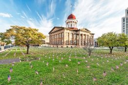 Own Property in Abraham Lincoln's Springfield Illinois!