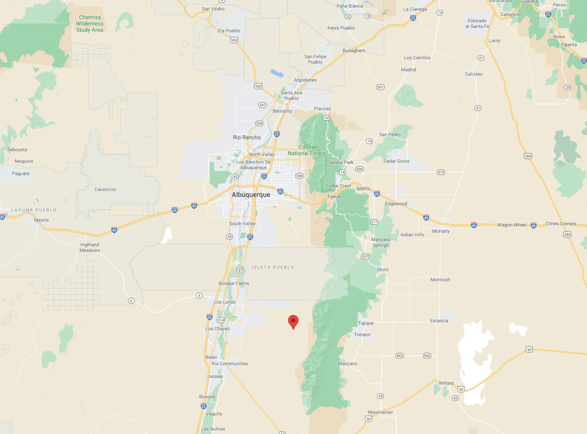 Invest in Nearly 2 Acres in Valencia County, New Mexico! - Image 3 of 9