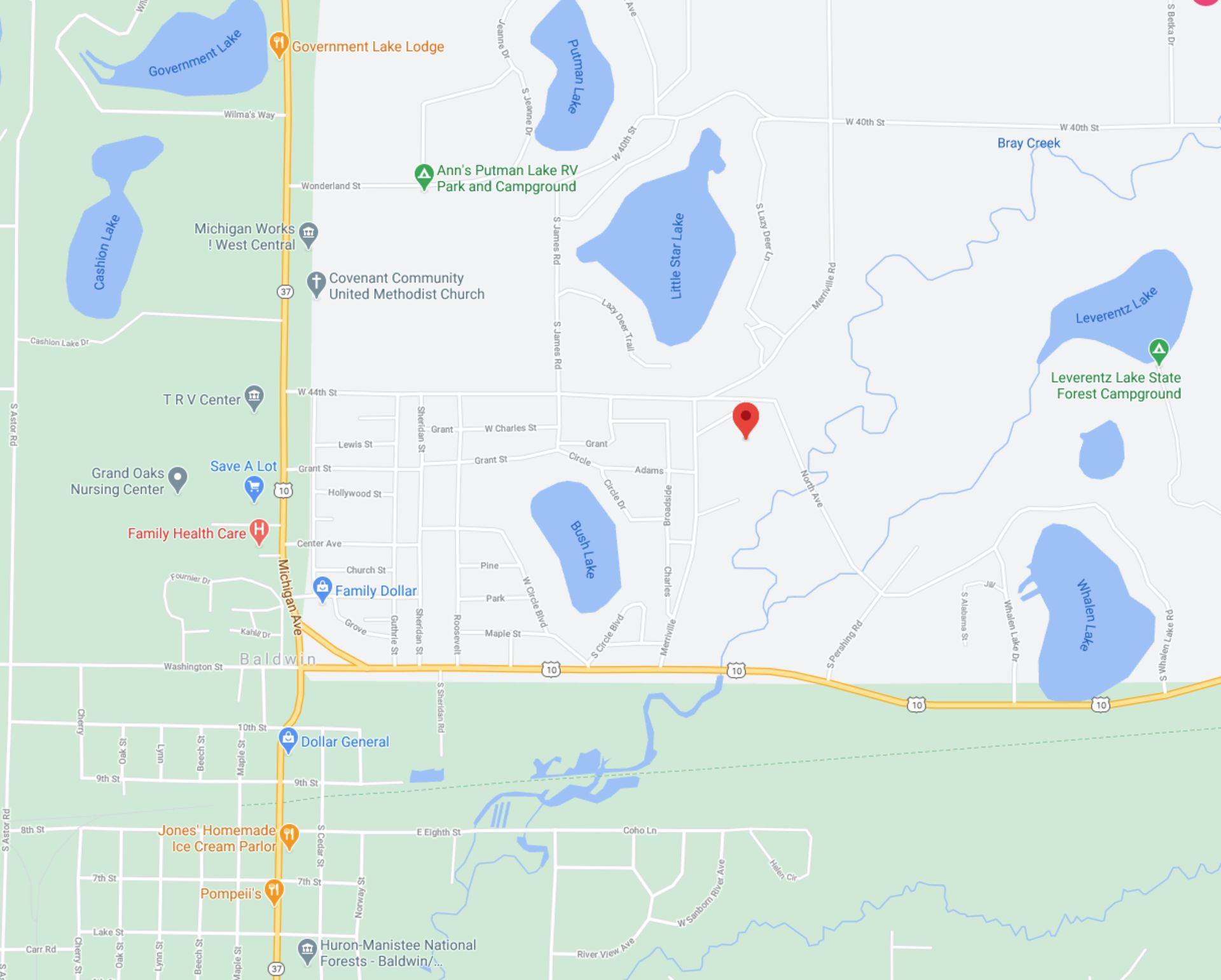 Own Land in Lake County. Michigan's Recreational Outdoor Paradise! - Image 2 of 6