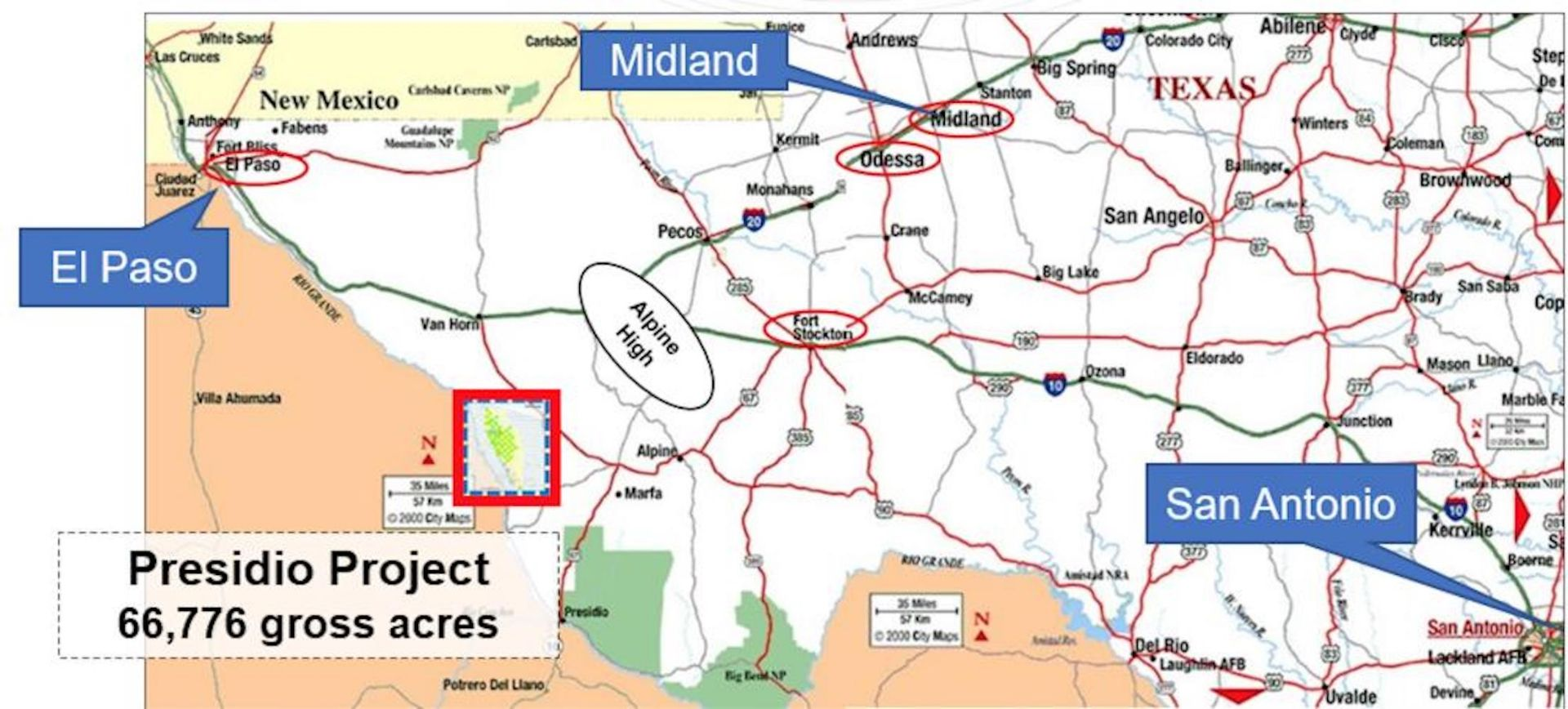 Invest Here: 40 Acres in Texas in Oil Country! - Image 4 of 6