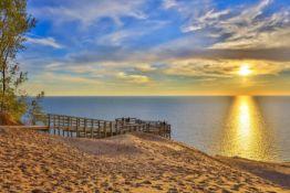 Enjoy the Great Outdoors Near the Beautiful Lake Michigan Shoreline!