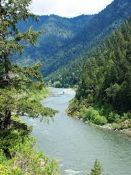 Scenic Wooded Lot in Northwestern California by the Klamath River!
