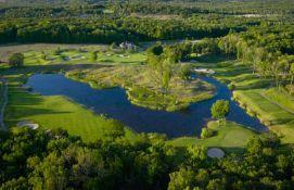 3/4 Acre Near a Beautiful Golf Course in Custer Township, Michigan!