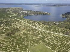 Over Half an Acre Less than a Mile from Crooked Lake in Polk County, Florida!