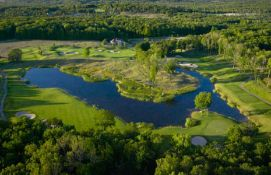 3/4 Acre Near a Beautiful Golf Course in Northern Michigan!