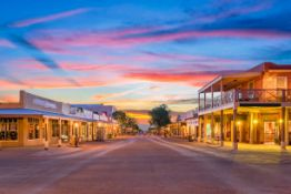 Oversized Lot at the Edge of Historic Downtown Willcox in Cochise County, Arizona!