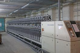 VOLKMANN VTS 08 0 Yarn Twister 96 spindles