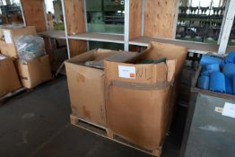 """Pallet of 10"""" Traverse perforated plastic cones 2.75"""" base to 1.5"""""""