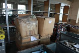 """Pallet of 23.5"""" Long Tubes 3"""" base to 2.75"""""""