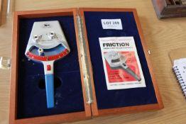 LAWSON HEMPHILL Yarn friction tester