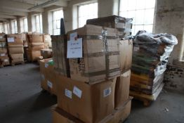 """Pallet of 8"""" Traverse Perforated Plastic cones 2.75"""" base to 1.5"""""""