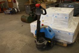 Battery Electric Pallet Truck