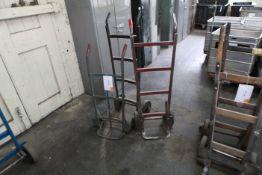 3 Sack Carts