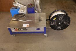 Stapping / wrapping machine
