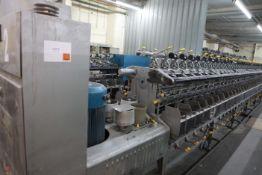 VOLKMANN VTS 07/4 textile machine 2 for 1 Twister 120 Spindles