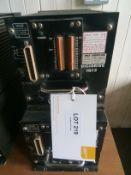 2 DIGIDRIVE 1073 Control units