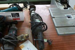 BLACK & DECKER HD straight grinder