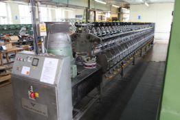VOLKMANN VTS 07 textile machine 2 for 1 Twister 72 Spindles