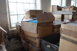 """Pallet of 10"""" Traverse plastic cones for Gilbos 2.75"""" base to 1.25"""""""