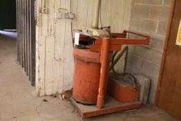 Hydraulic Waste compactor
